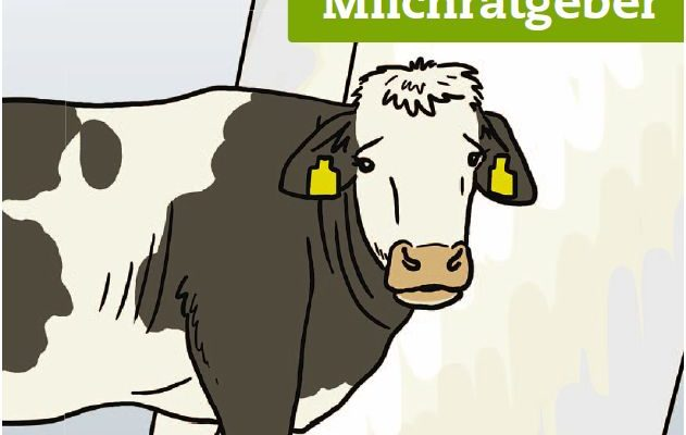 Cover des Milchratgebers