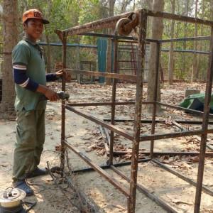 bau-kaefig-eulen-tierschutz-kambodscha