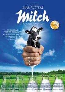 """Cover der Doku """"Das System Milch"""""""