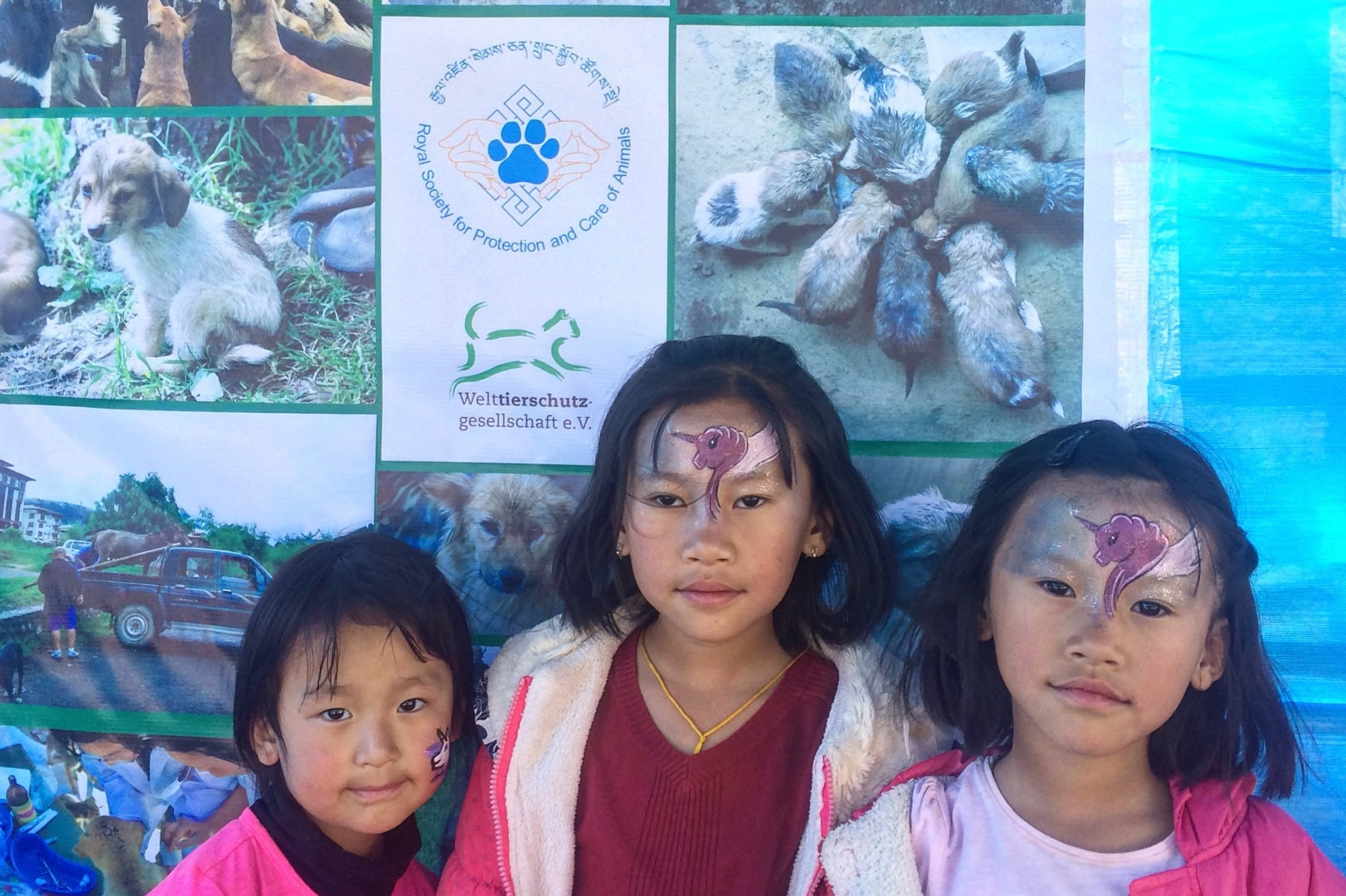 Children are the animal conservationists of tomorrow