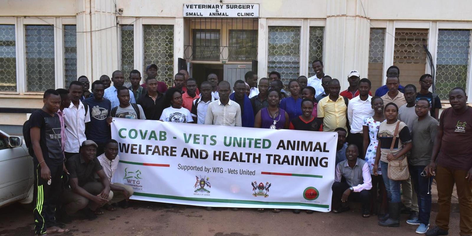 Tierschutz in der akademischen Ausbildung