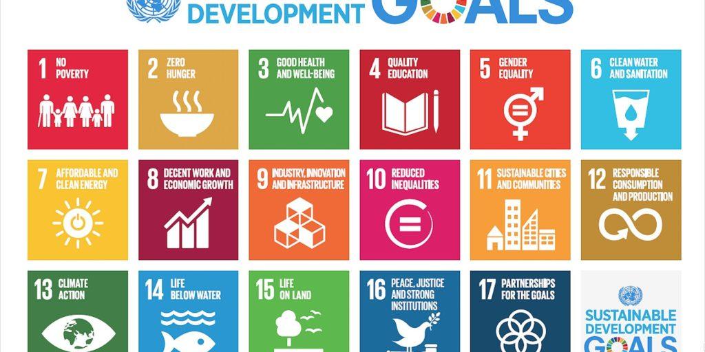 Nachhaltigkeitsziele der Vereinten Nationen