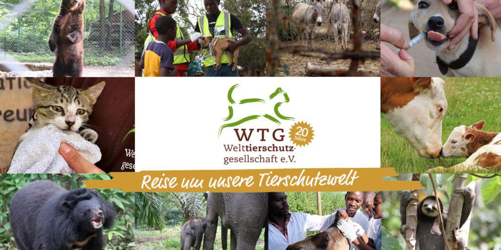 20 Jahre Welttierschutzgesellschaft