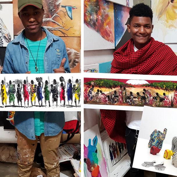 verlosung_tansania-massai-gemälde-kunst-welttierschutz