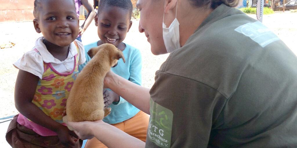 Jede Tollwut-Impfung zählt und verbessert das Verhältnis zwischen Mensch und Tier