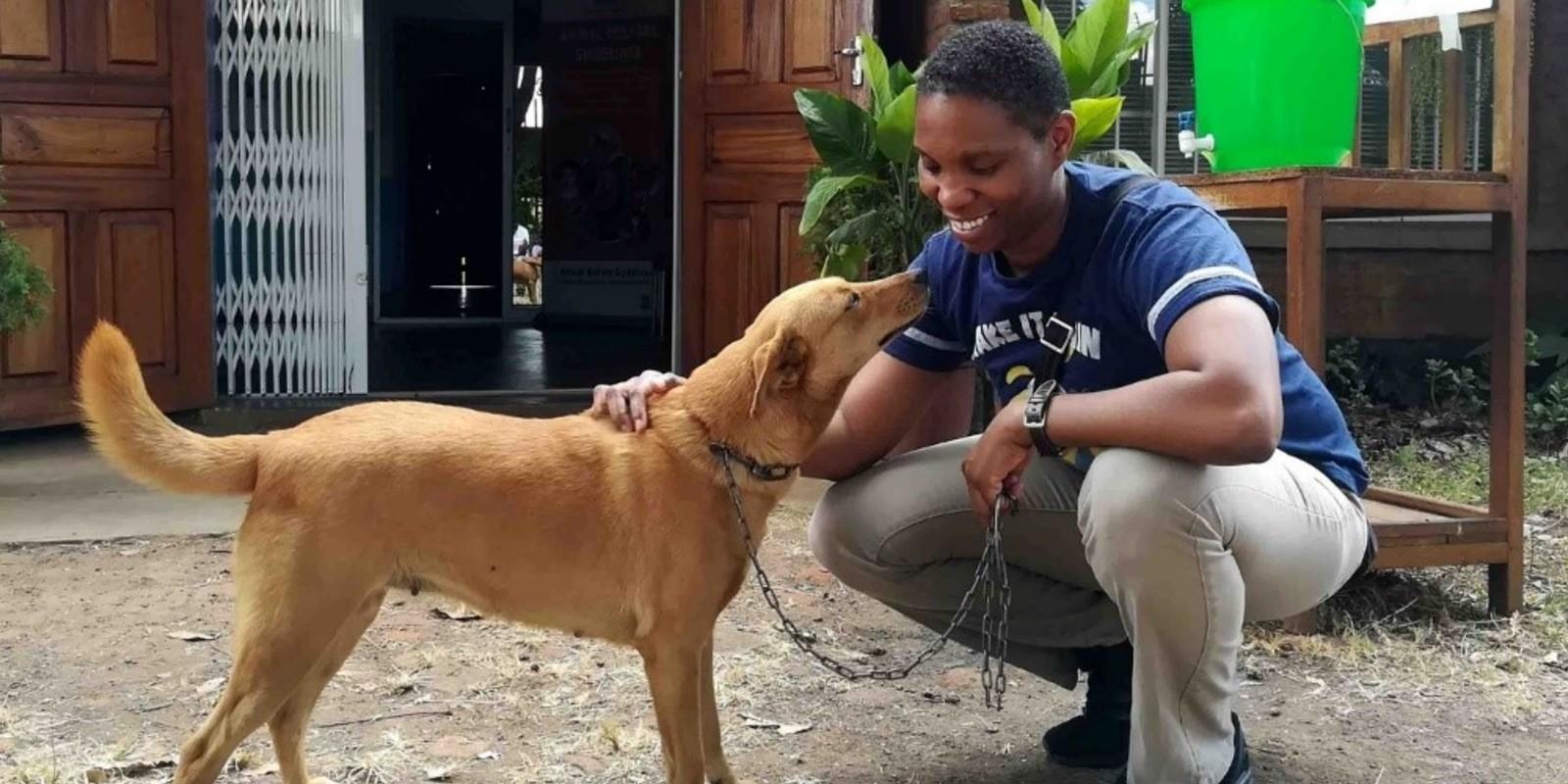 Illegaler Haustierhandel in Malawi
